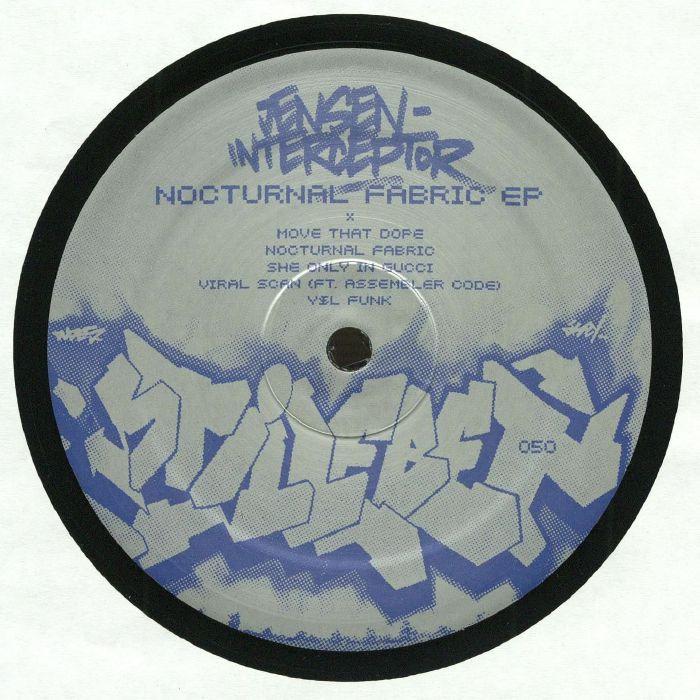 JENSEN INTERCEPTOR - Nocturnal Fabric EP