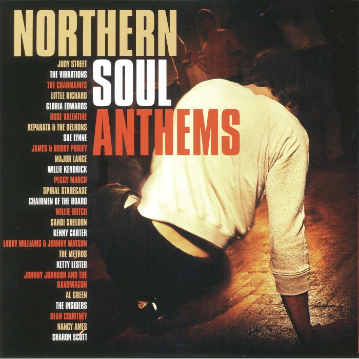 VARIOUS - Northern Soul Anthems