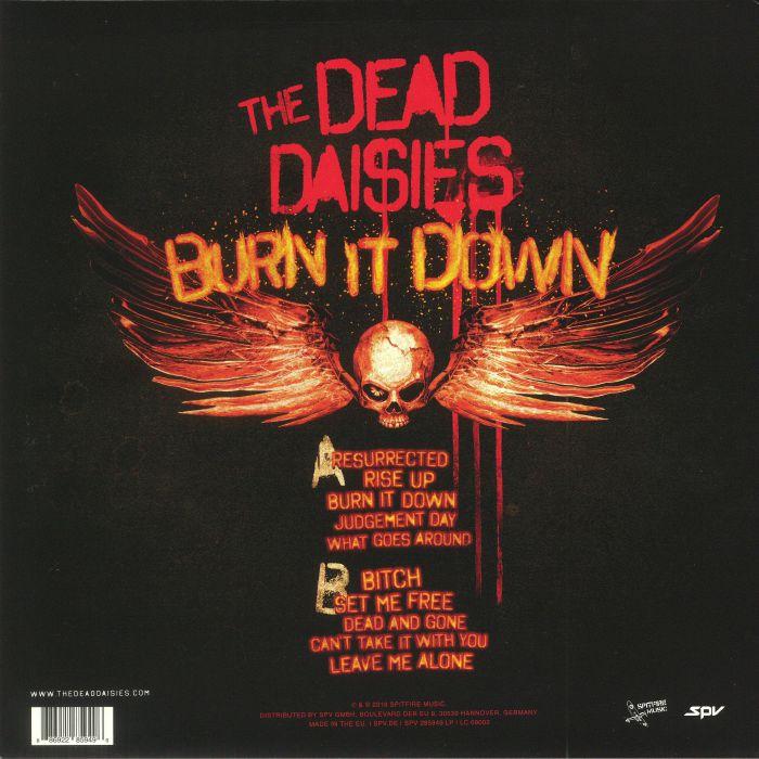 DEAD DAISIES, The - Burn It Down