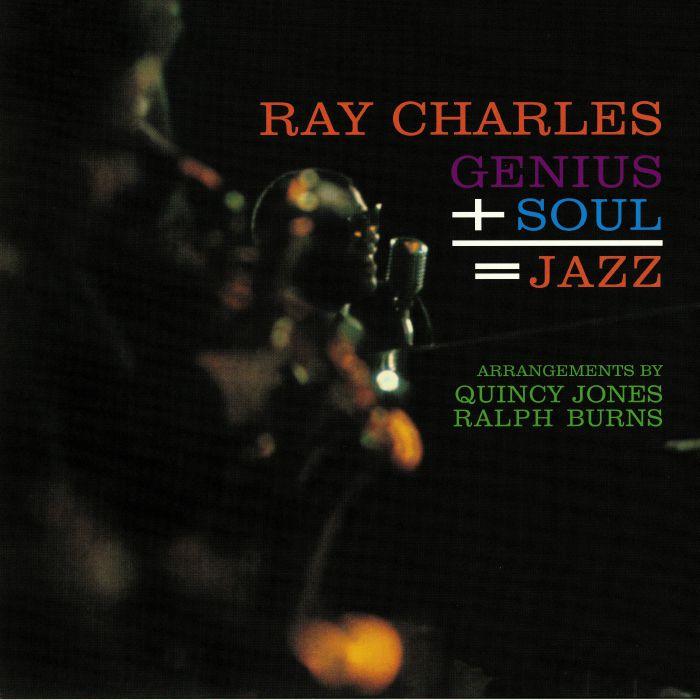 CHARLES, Ray - Genius + Soul = Jazz