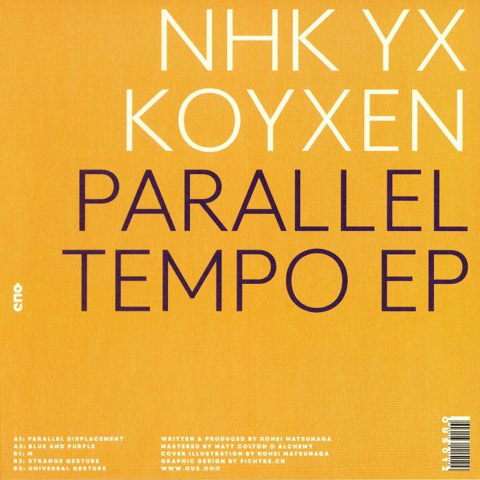 NHK YX KOYXEN - Parallel Tempo