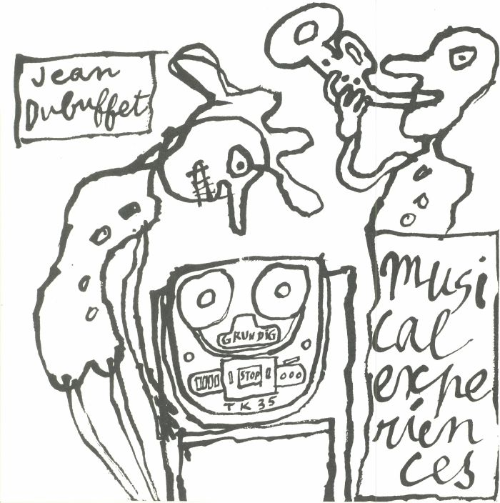 DUBUFFET, Jean - Musical Experiences