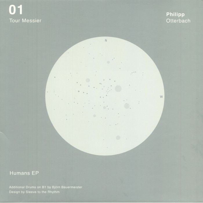 OTTERBACH, Philipp - Humans EP