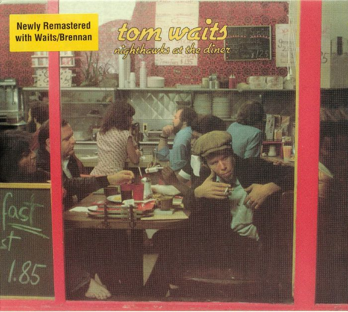 WAITS, Tom - Nighthawks At The Diner (remastered)