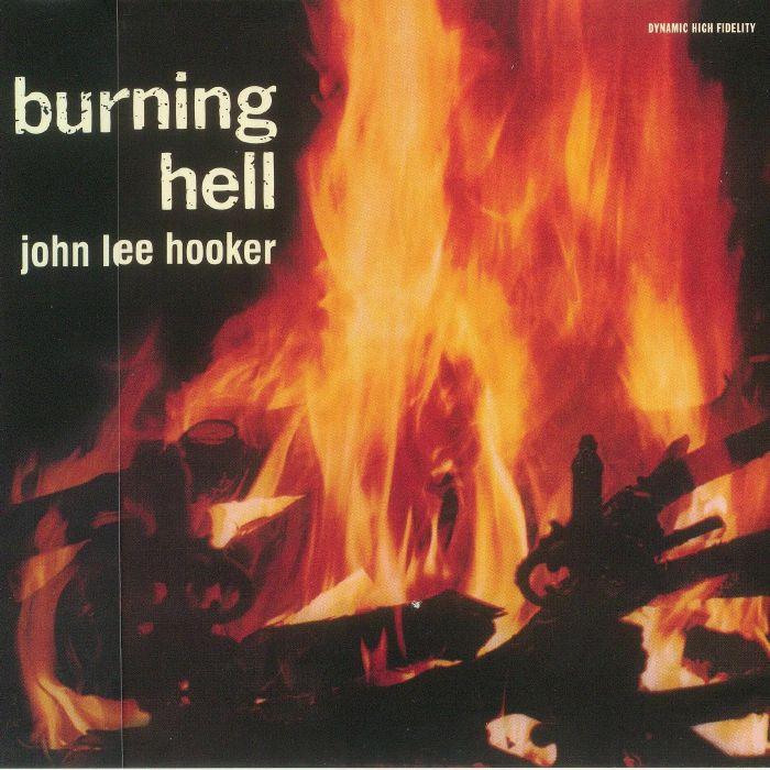 HOOKER, John Lee - Burning Hell (remastered)
