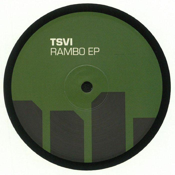 TSVI - Rambo EP