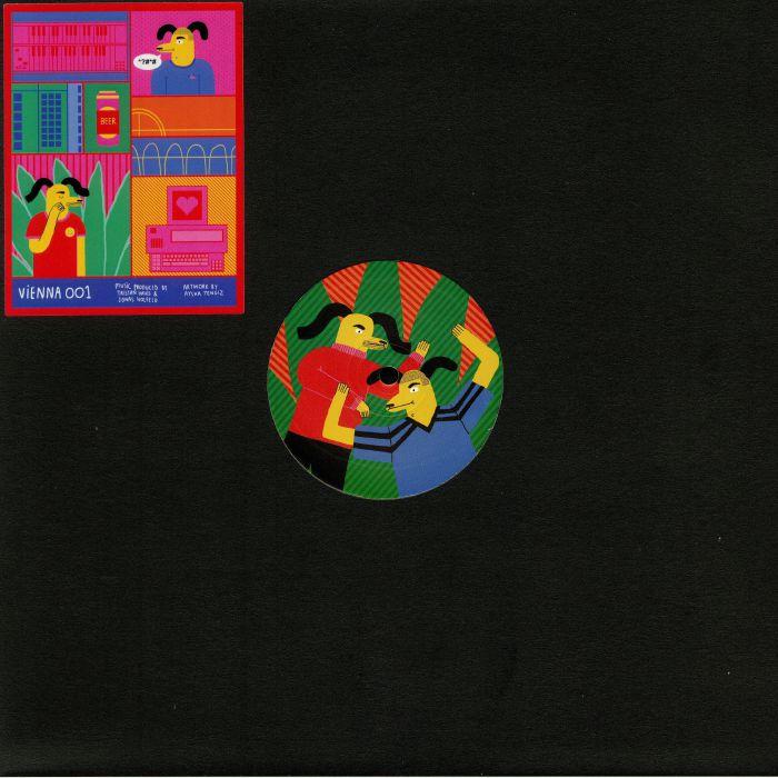 DJ BORING/STANLEY SCHMIDT - VIENNA 001