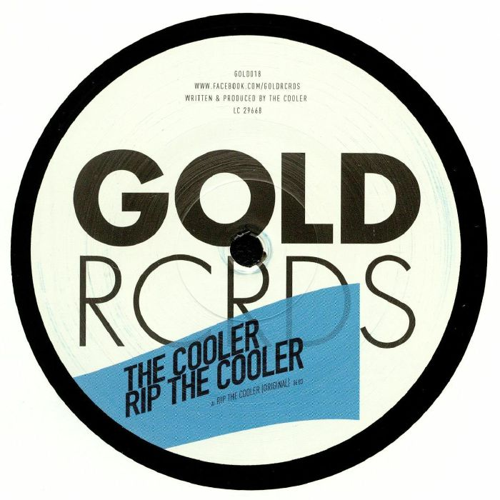 COOLER, The - Rip The Cooler