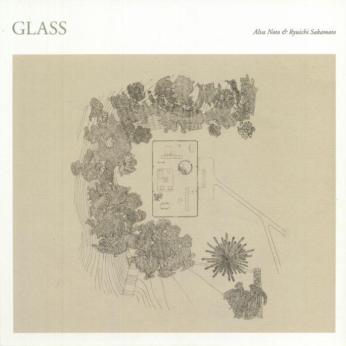 ALVA NOTO/RYUICHI SAKAMOTO - Glass
