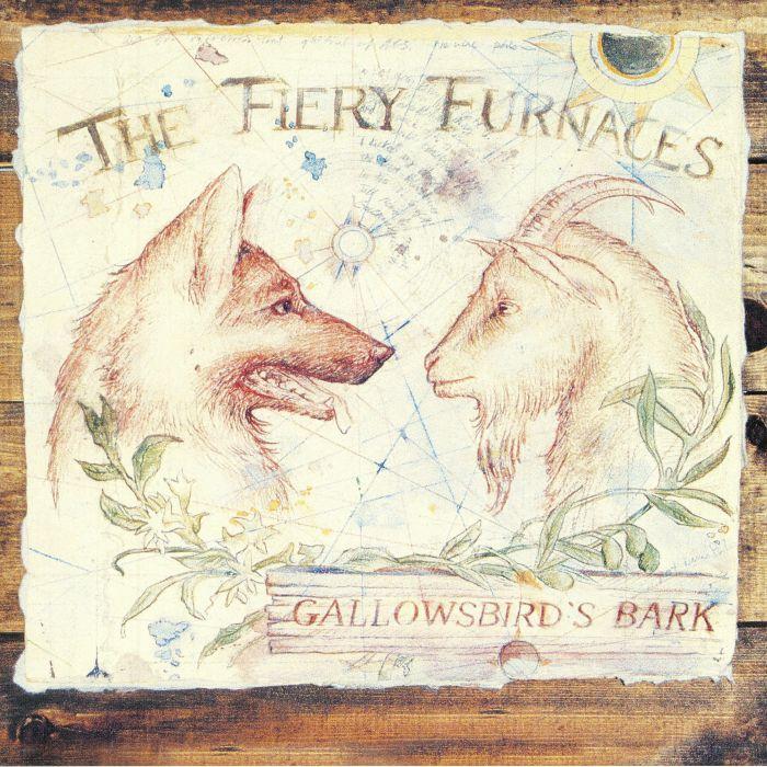 FIERY FURNACES, The - Gallowbird's Bark (reissue)