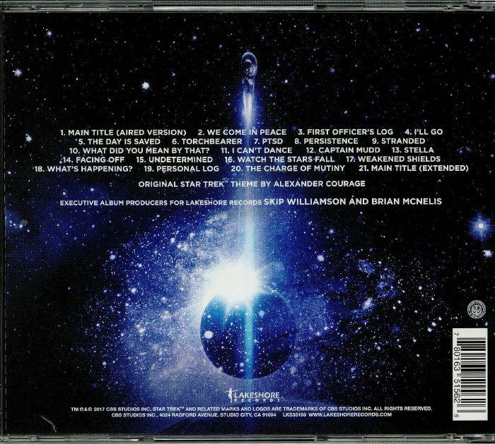 Jeff RUSSO Star Trek Discovery (Soundtrack) vinyl at Juno Records