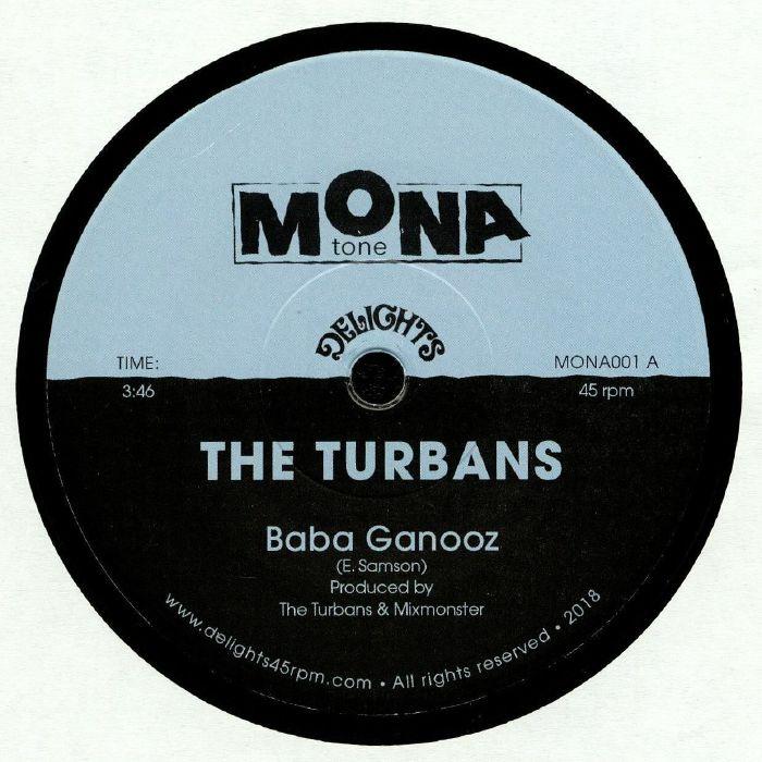 TURBANS, The - Baba Ganooz