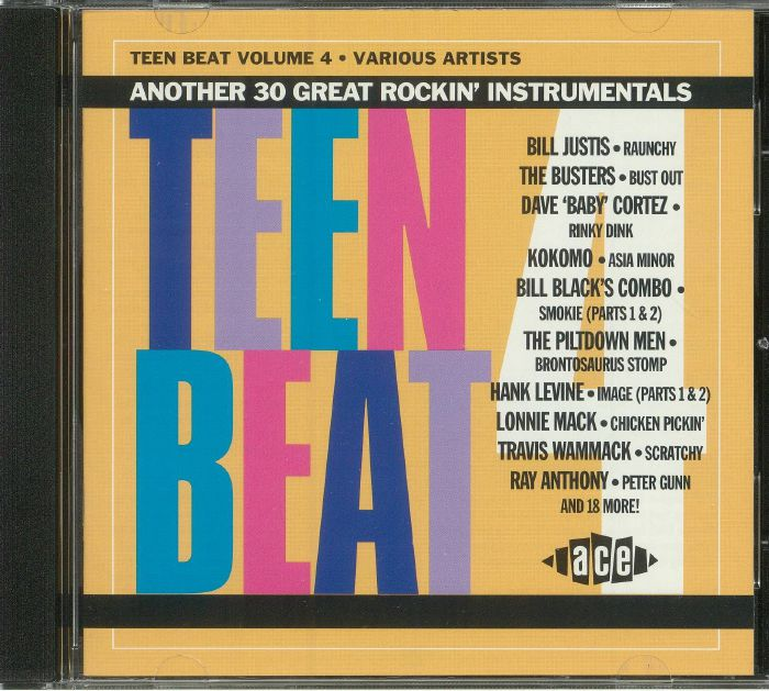 VARIOUS - Teen Beat Volume 4