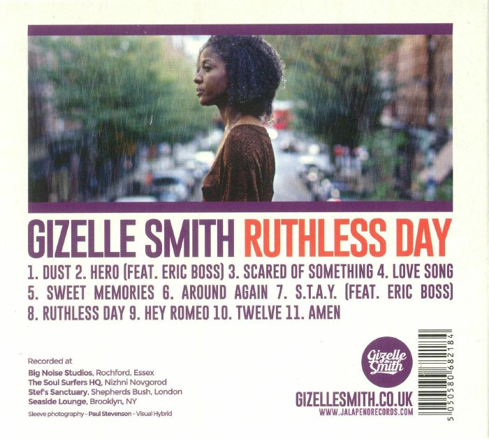 SMITH, Gizelle - Ruthless Day