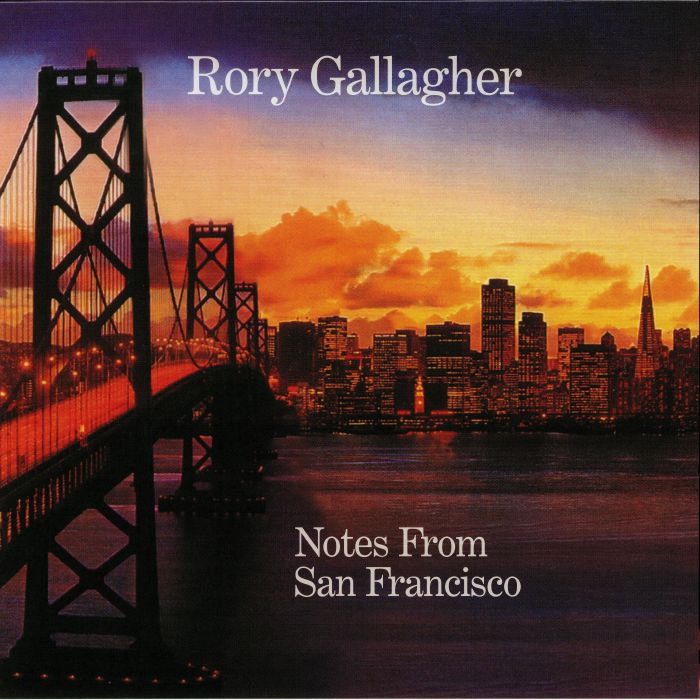 Image result for notes from san francisco on vinyl