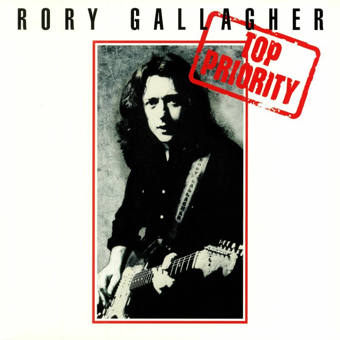 GALLAGHER, Rory - Top Priority (remastered)