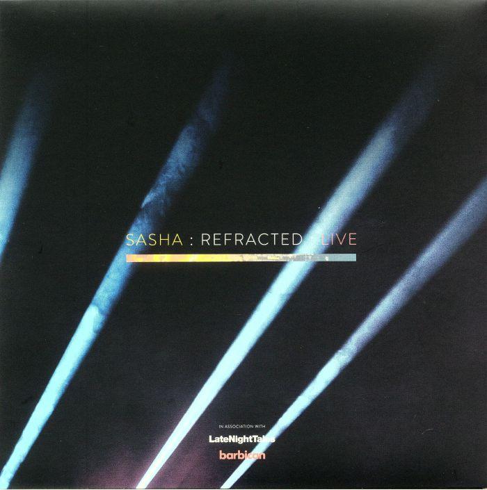 SASHA - Refracted Live At The Barbican