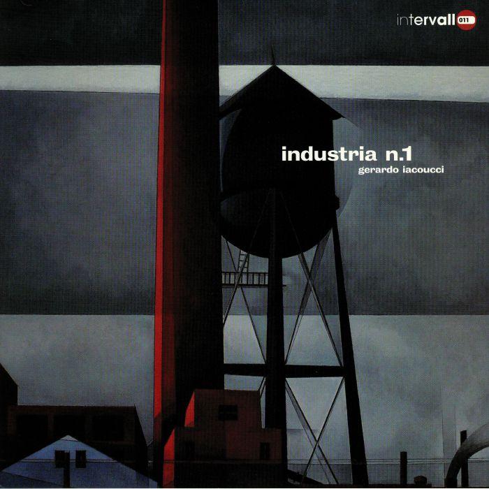 IACOUCCI, Gerardo - Industria N 1 (reissue)