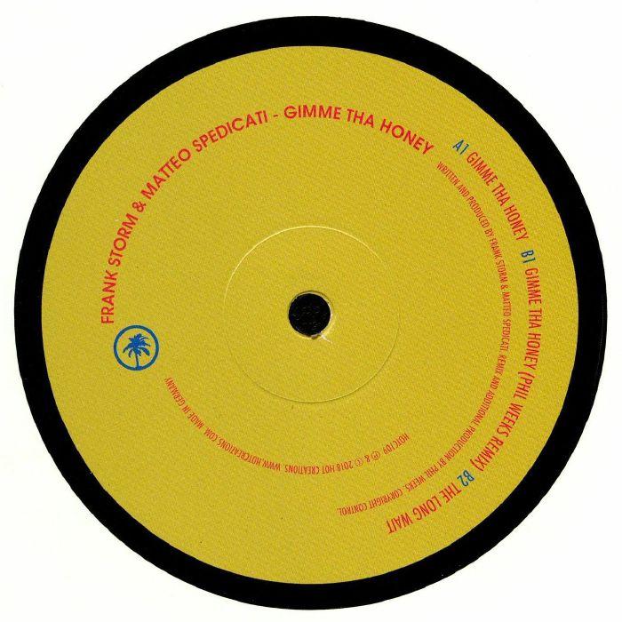 STORM, Frank/MATTEO SPEDICATI - Gimme Tha Honey