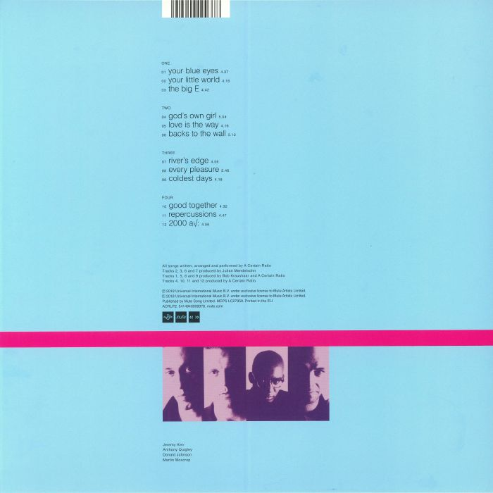 A CERTAIN RATIO - Good Together (reissue)