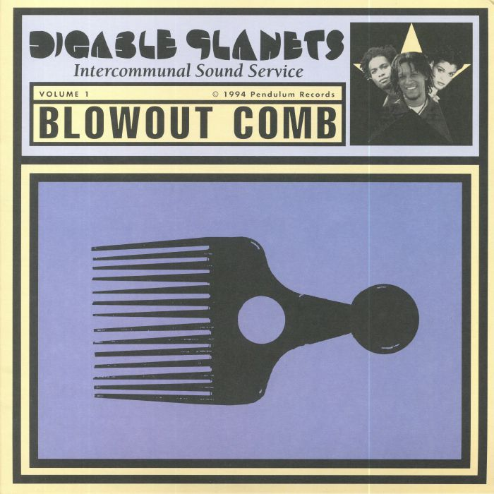 DIGABLE PLANETS - Blowout Comb (remastered)