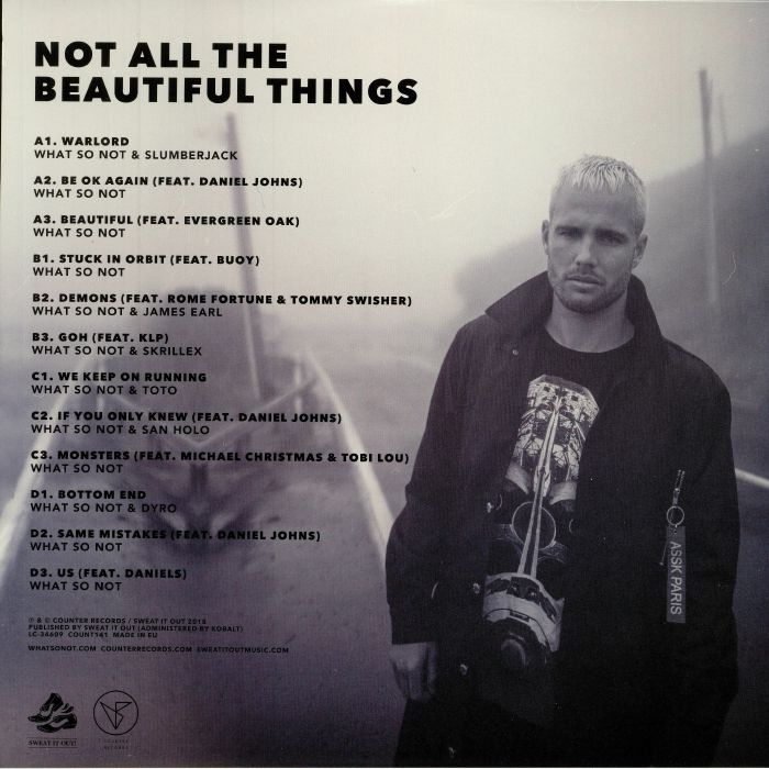 WHAT SO NOT - Not All The Beautiful Things