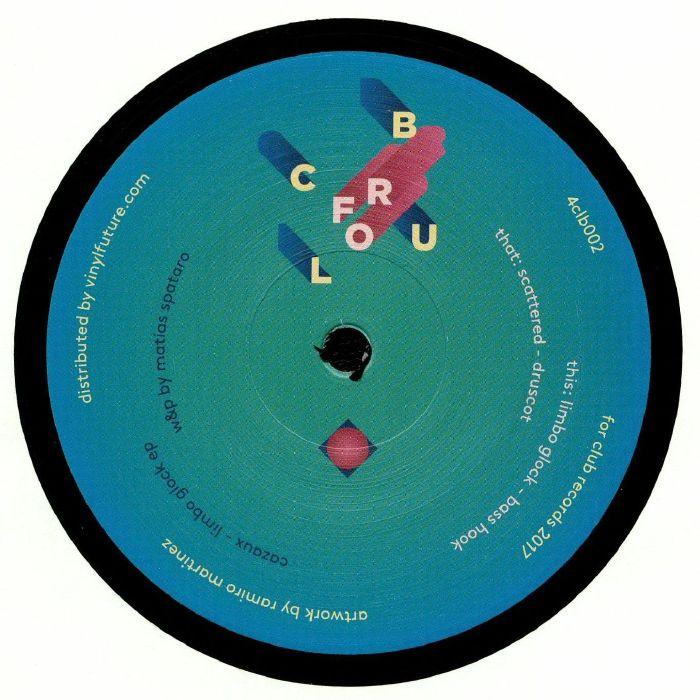 CAZAUX - Limbo Glock EP