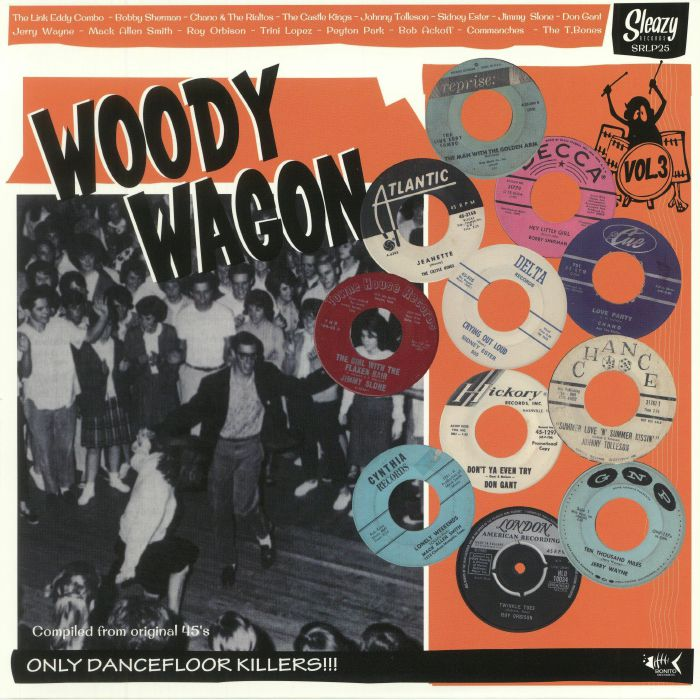 VARIOUS - Woody Wagon Vol 3