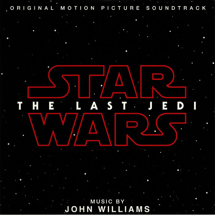 WILLIAMS, John - Star Wars: The Last Jedi (Soundtrack)