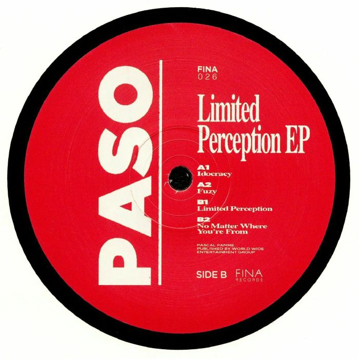 PASO - Limited Perception EP