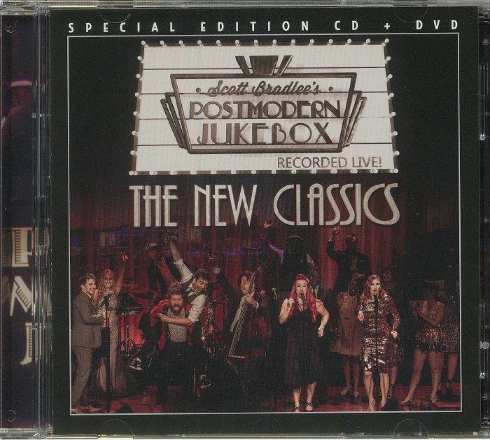 SCOTT BRADLEE'S POSTMODERN JUKEBOX - The New Classics