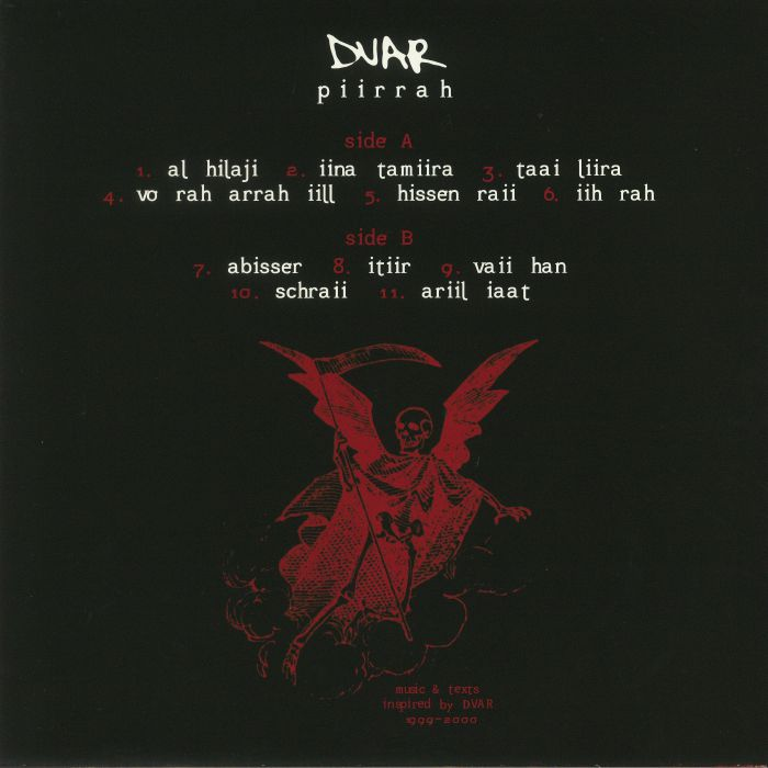 DVAR - Piirrah