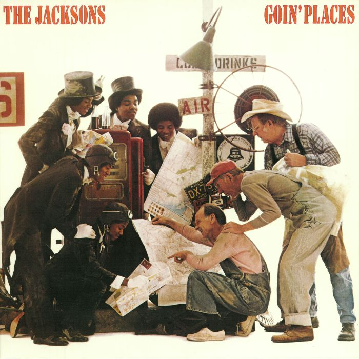 JACKSONS, The - Goin' Places