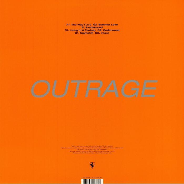 VAN DER VLEUTEN, Maarten - Integrity/Outrage