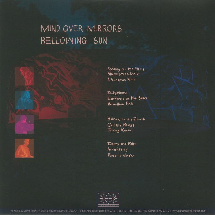 MIND OVER MIRRORS - Bellowing Sun