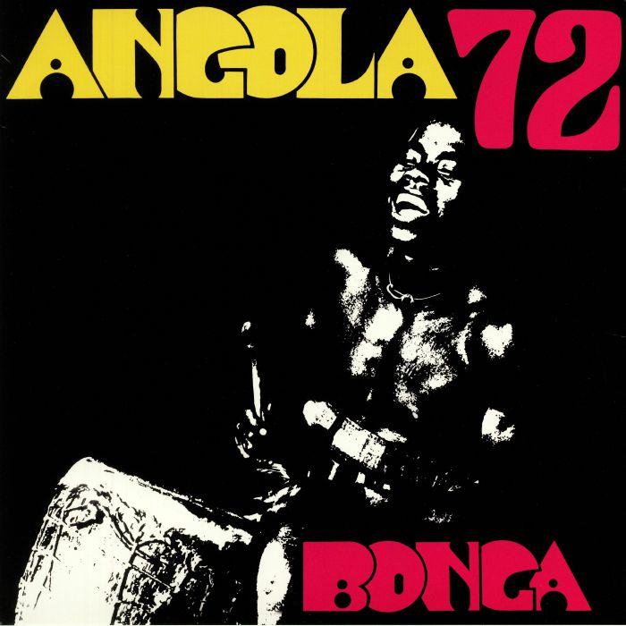 BONGA - Angola 72 (reissue)