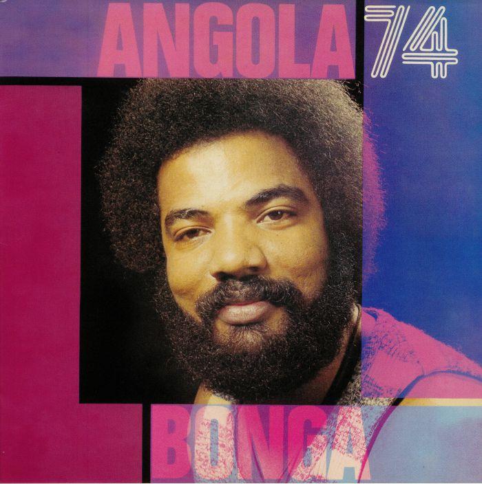 BONGA - Angola 74 (reissue)