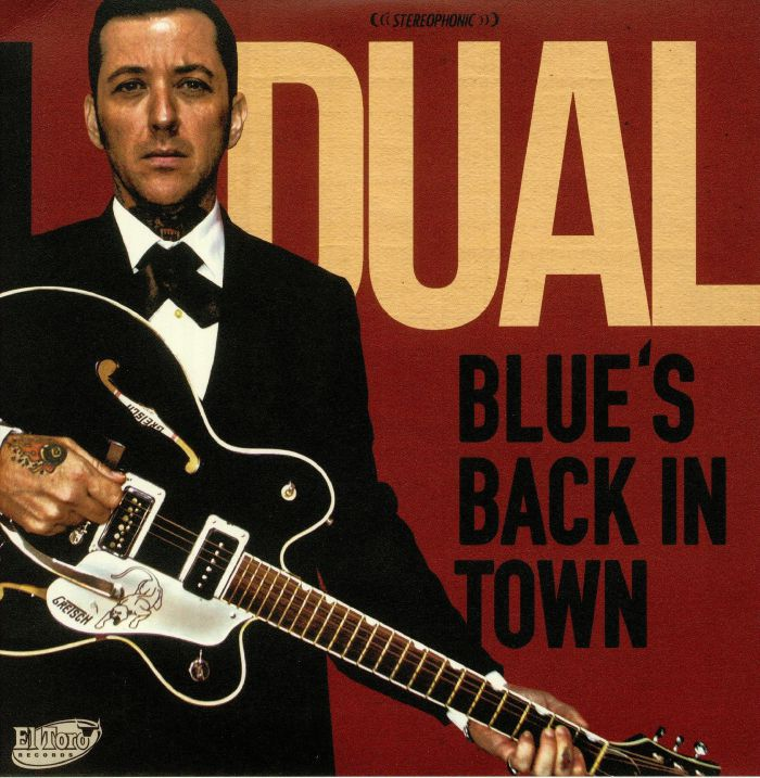 DUAL, Al - Blue's Back In Town