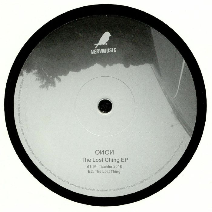 ONON - The Lost Ching EP