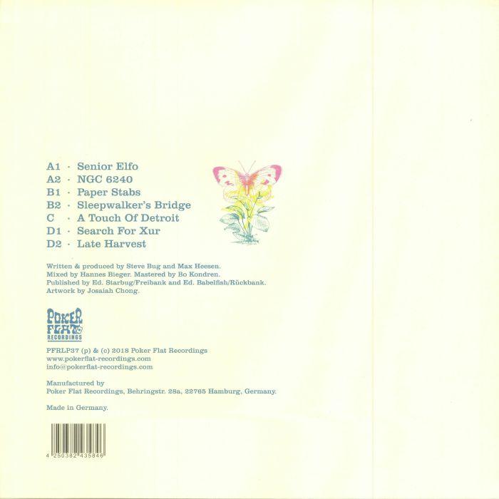 BUG, Steve/LANGENBERG - Paradise Sold