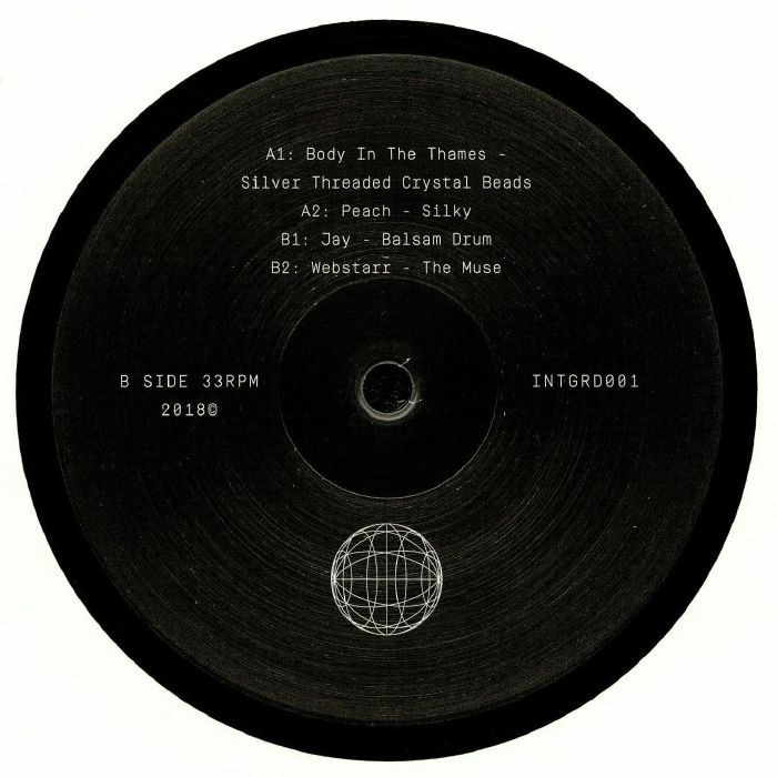 BODY IN THE THAMES/PEACH/JAY/WEBSTARR - Introduction EP