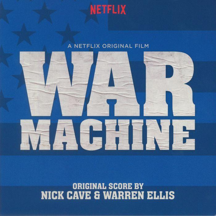 CAVE, Nick & WARREN ELLIS - War Machine (Soundtrack)