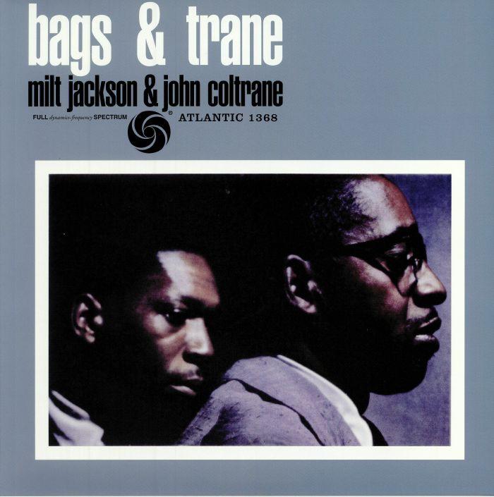 JACKSON, Milt/JOHN COLTRANE - Bags & Trane (reissue)