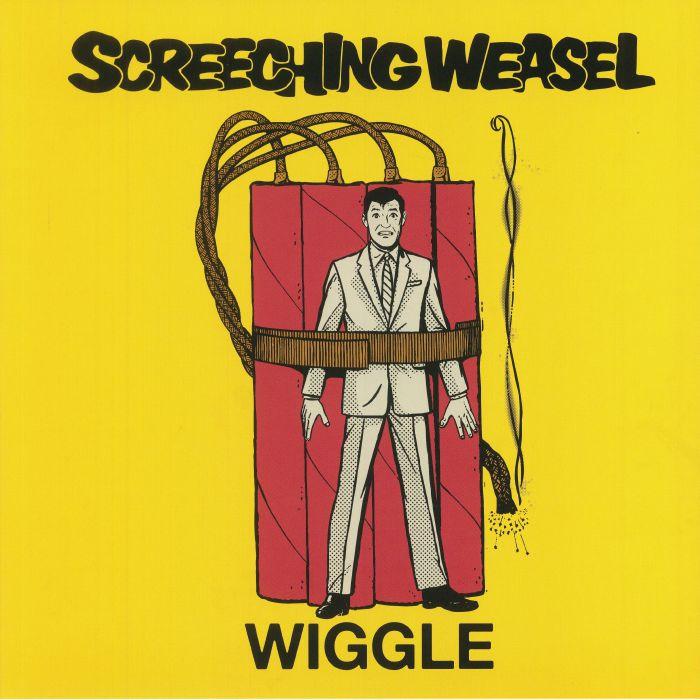 SCREECHING WEASEL - Wiggle (reissue)