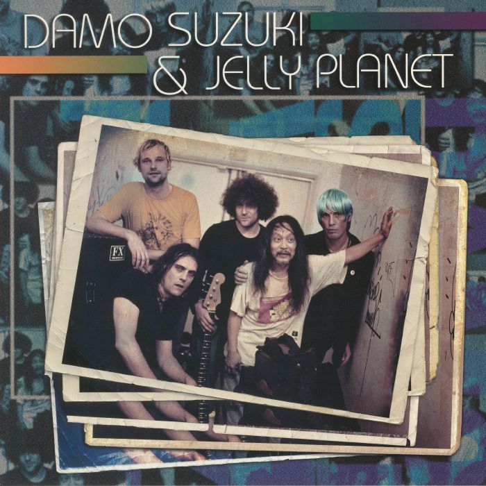 SUZUKI, Damo/JELLY PLANET - Damo Suzuki & Jelly Planet