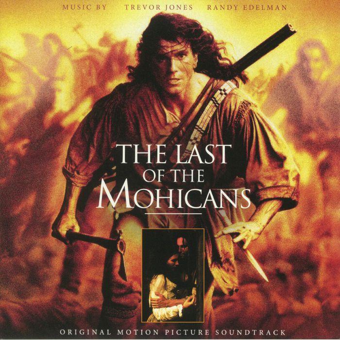JONES, Trevor/RANDY EDELMAN - Last Of The Mohicans (Soundtrack)