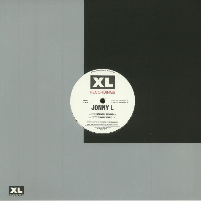 JONNY L - Piper Remixes