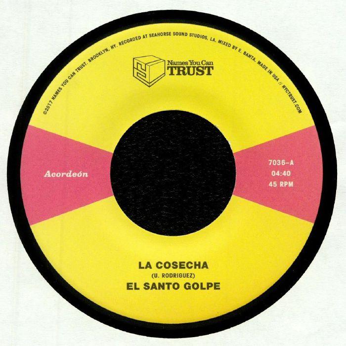 EL SANTO GOLPE - La Cosecha