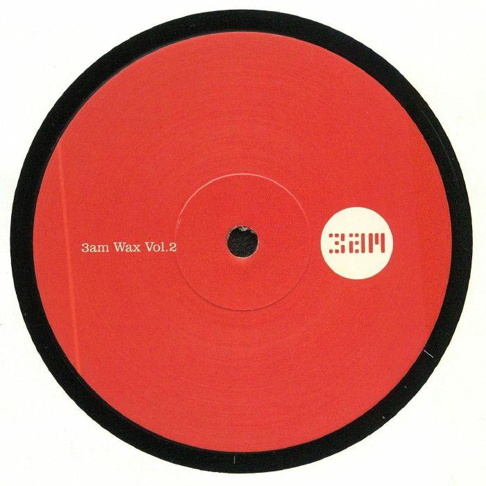 CERI/DUBBLE D aka MOODYMANC/MICHAEL LOVATT/TWISTED PUPPIES - 3am Wax Vol 2