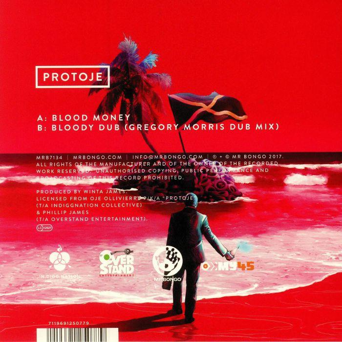 PROTOJE - Blood Money